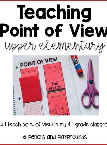 Teaching Point of View in Upper Elementary