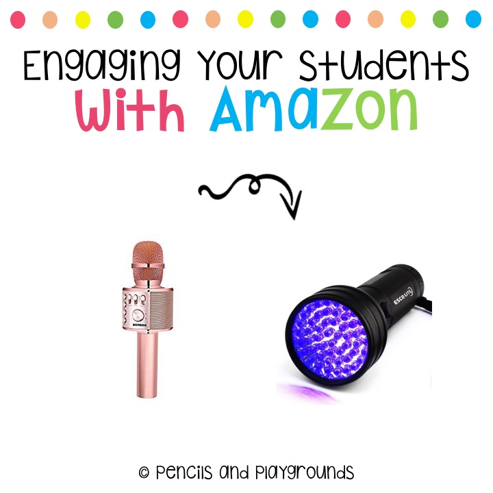 Engaging your Students with Amazon