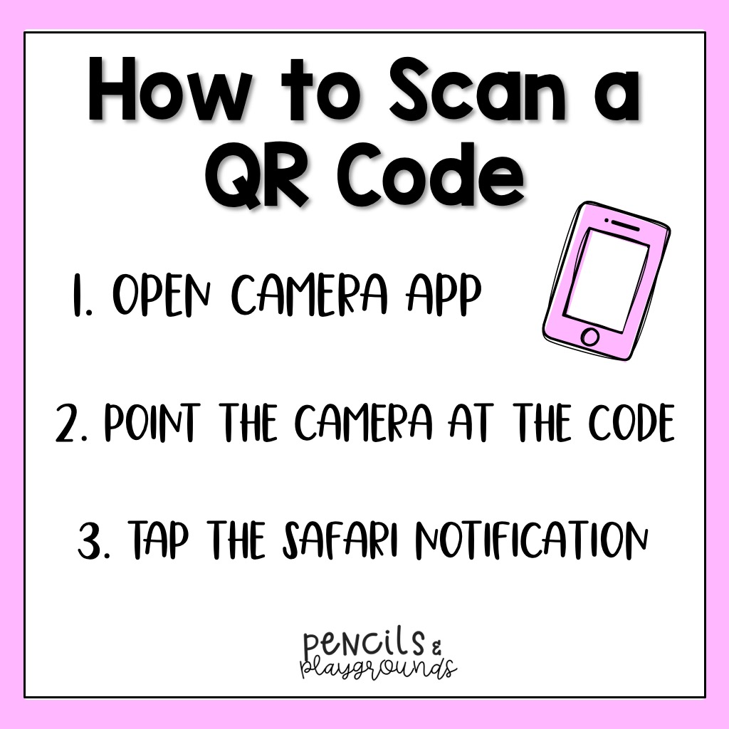 For years I've wondered how to use QR codes in the classroom. QR codes are a fun and unique way to share information & make our lives as teachers easier...
