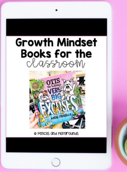 Growth Mindset Books for the Classroom