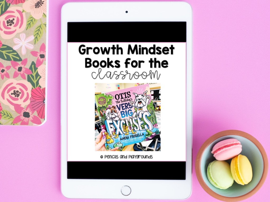 Growth Mindset Book Recommendations