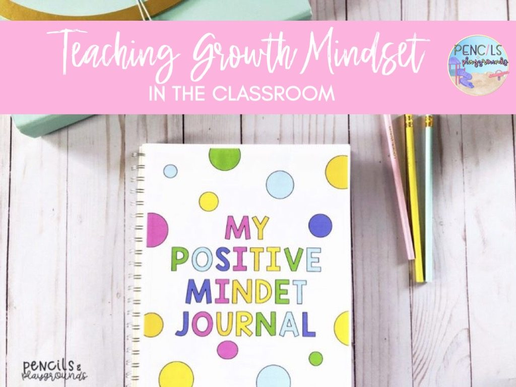 How to teach growth mindset in the classroom.