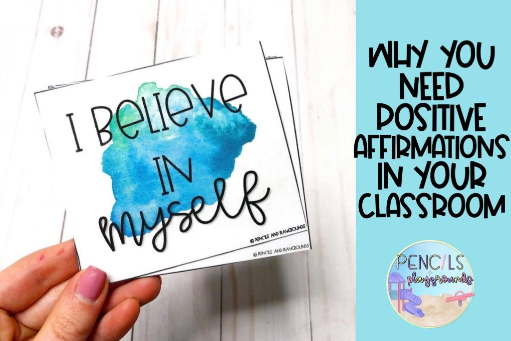 Positive Affirmations for Teachers
