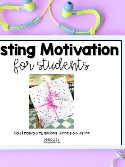 Testing Motivation for Students