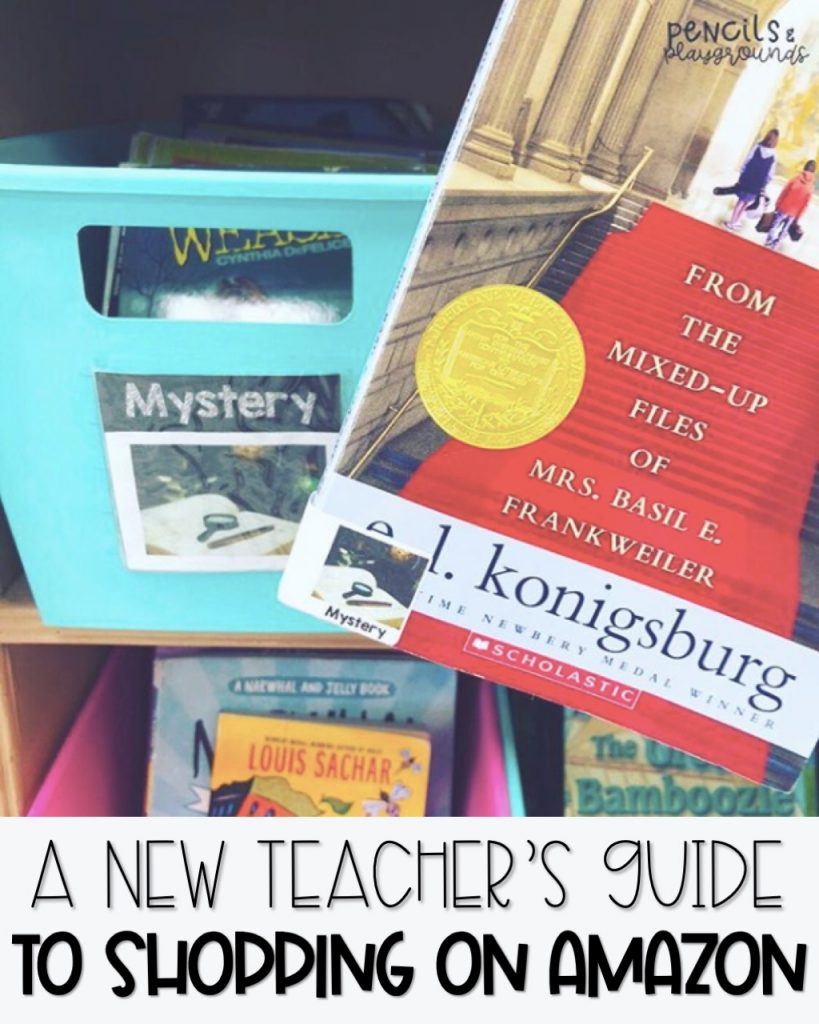 New Teacher Essentials - Classroom Libraries
