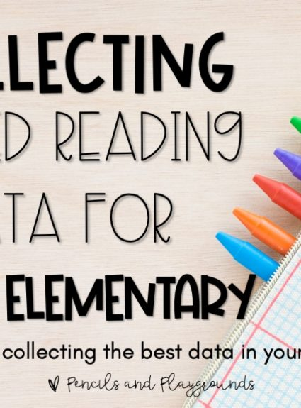 Collecting Guided Reading Data in Upper Elementary