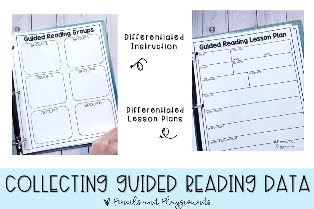Collecting guided reading data in upper elementary is critical to ensuring student growth. In this blog post I review my tips for collecting the best data.