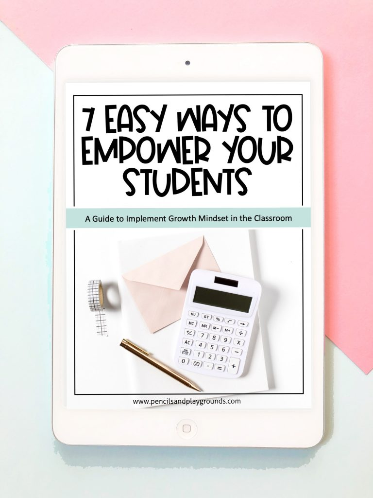Easy ways to empower your students