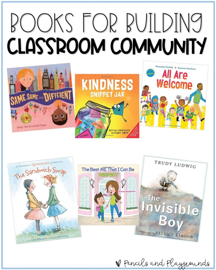 books-for-building-classroom-community