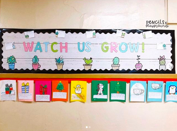 goal-setting-bulletin-board