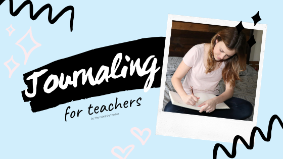 journaling-for-teachers